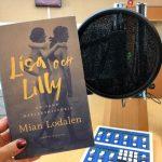 """""""Lisa och Lilly"""" – Boktips i P4 Västernorrland"""