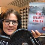 """""""Den sovande nymfen"""" – Boktips i P4 Västernorrland"""